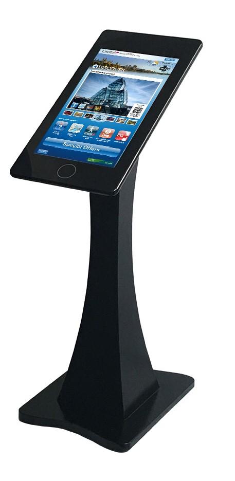 Touch-Screen Kiosk